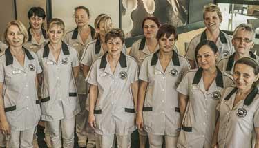 Housekeeping Team