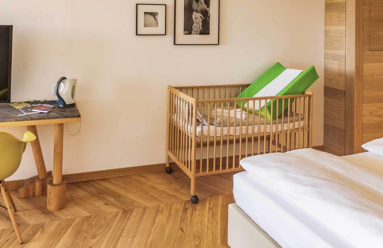 Kinderbett im Reiters Reserve