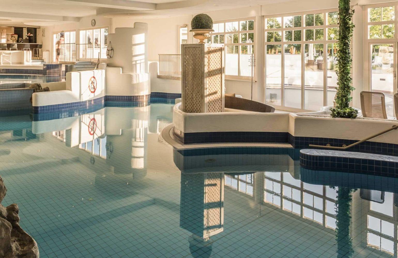 Indoor Pool im Reserve