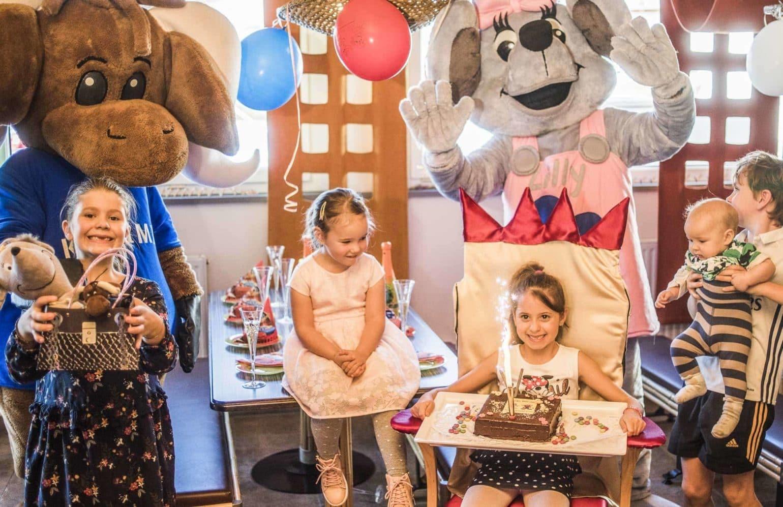 Kindergeburtstag mit Kasimir und Lilly