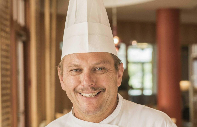 Küchenchef Herr Eisler