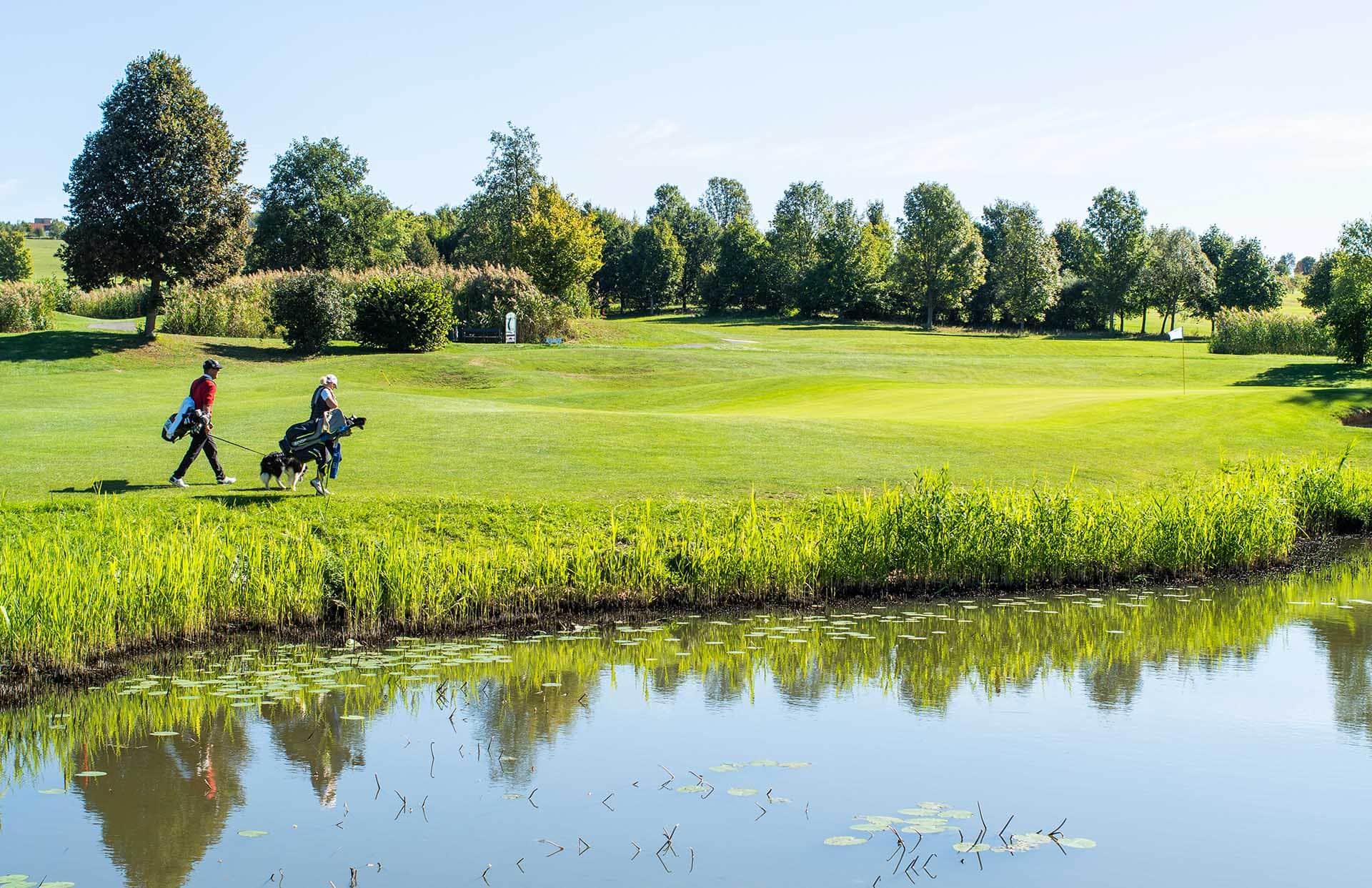 Reiters Golfplatz Bad Tatzmannsdorf