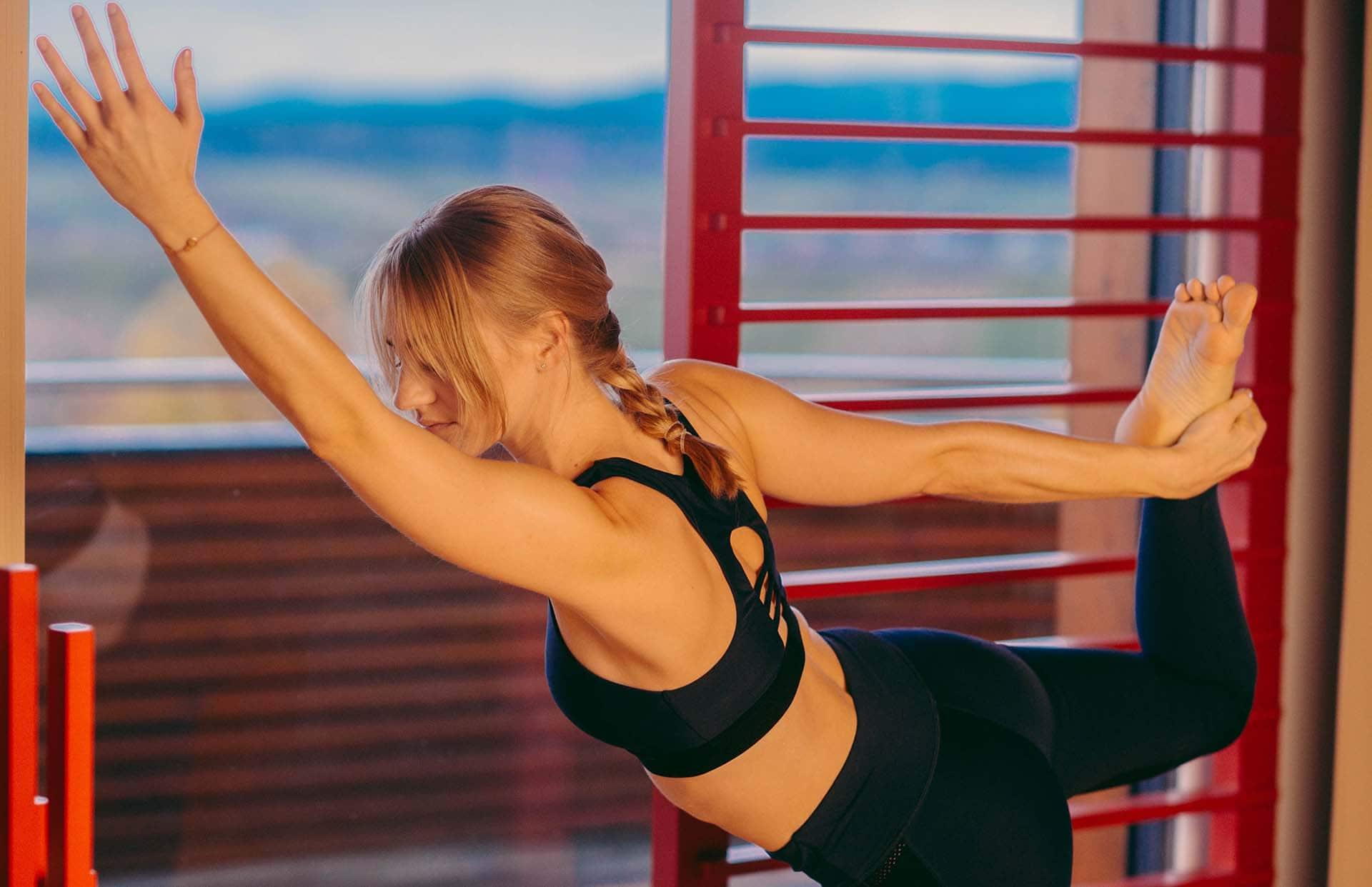 Yin Yoga im Bewegungsraum