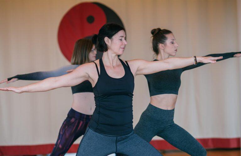 Yoga mit Judit im Bewegungsraum