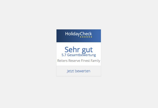 HolidayCheck Bewertung Finest Family