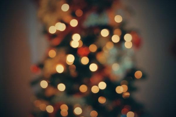 Lichterspiel im Advent