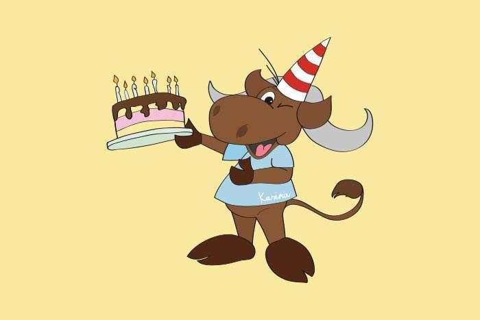 Kasimir Geburtstagsfeier