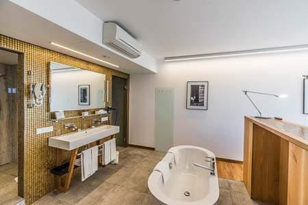 Badezimmer Reserve Suite