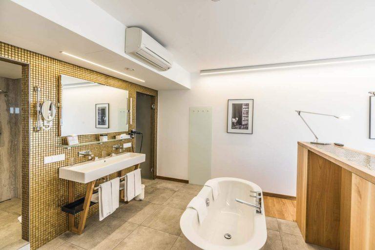 Reserve Suite Badezimmer