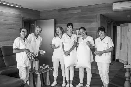 Housekeeping Mitarbeiterinnen
