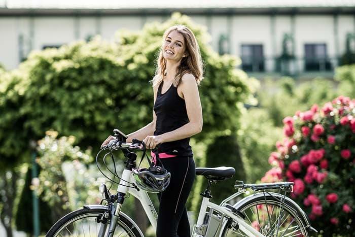 E-Bike Fahrt