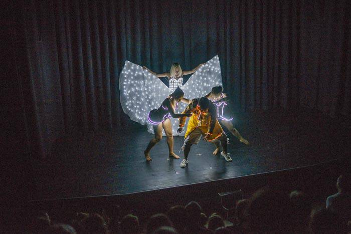 Dance Industry Led Show