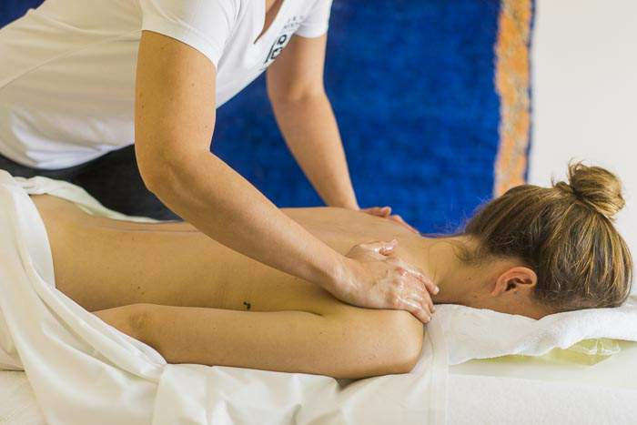 Massage im Medical Spa