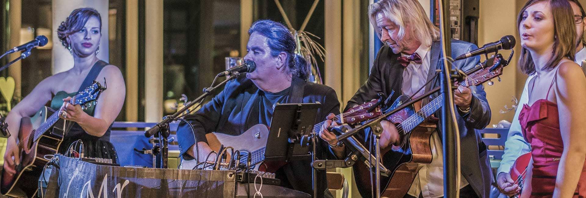 Live-Musik im Reiters Reserve