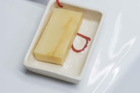 Handgemachte Seife