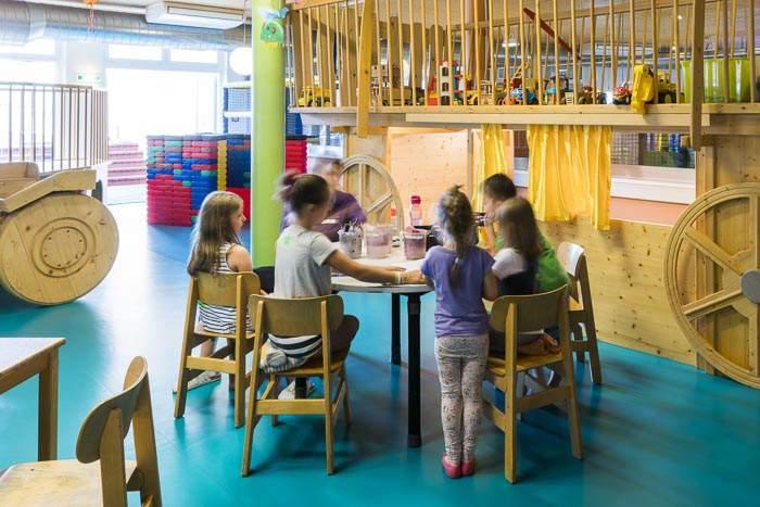 Kinder im Kinderclub