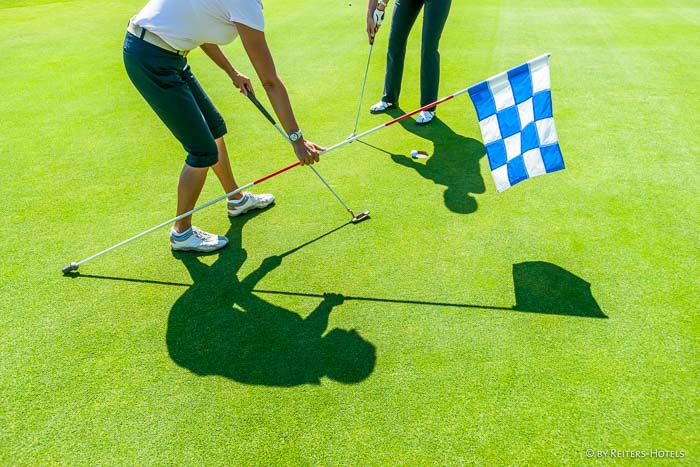 Golf im Reiters Reserve